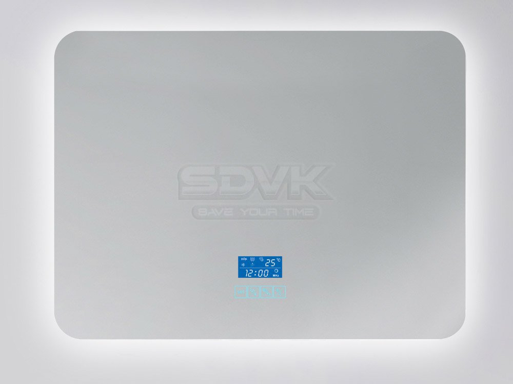 Фото Зеркало BelBagno SPC-800-600-LED