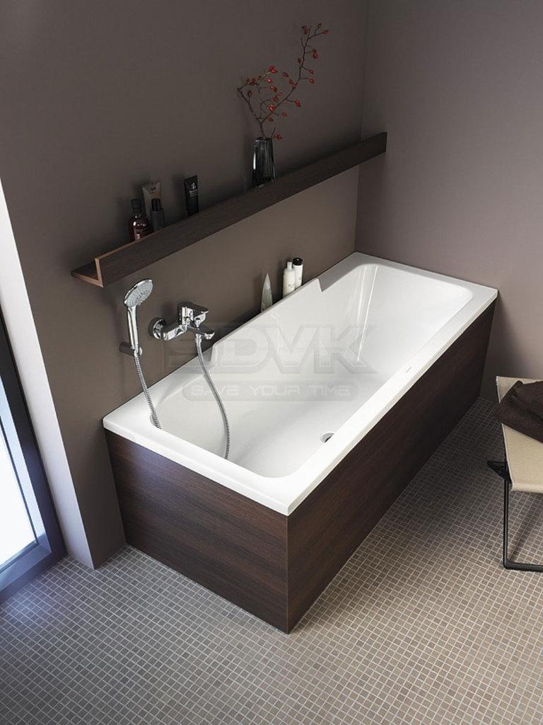 Акриловая ванна Duravit 700296000000000 170x75 купить по цене 70010 ... ac75b80b85694