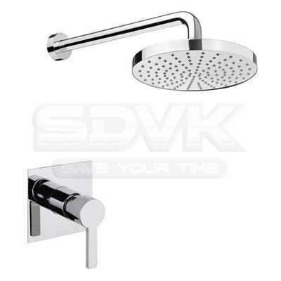Смеситель Fiore Xenon 44CR5276 для раковины купить смеситель душ для ванной