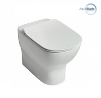 Унитаз Ideal Standard Tesi Aquablade T007701 с крышкой