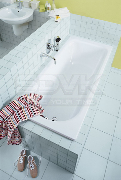 Фото Стальная ванна Kaldewei Saniform Plus 1129.0001.3001 С покрытием Easy Clean 170x73