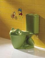 Унитазы цветные заказать стоимость ванны сантехника мебель