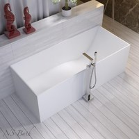 Ванна NS Bath NSB-15670