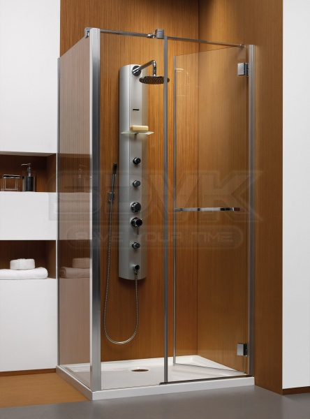 Фото Душевой угол Radaway Carena KDJ 100x90 transparent L