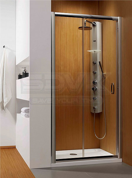 Фото Душевые двери Radaway Premium Plus DWJ 150 transparent