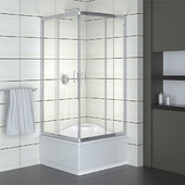 Душевой угол Radaway Premium Plus C170 90 transparent