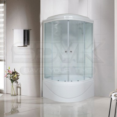 Фото Душевая кабина Royal Bath RB 100BK3 WC