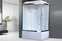 Душевая кабина Royal Bath RB 8100BP1-T-CH