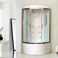 Душевая кабина Royal Bath RB 90BK2-СН