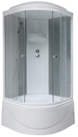 Душевая кабина Royal Bath RB90BK4-WT