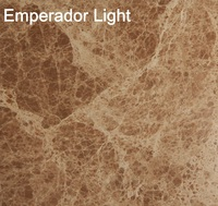 Столешница Tessoro Medici 110 Emperador Light